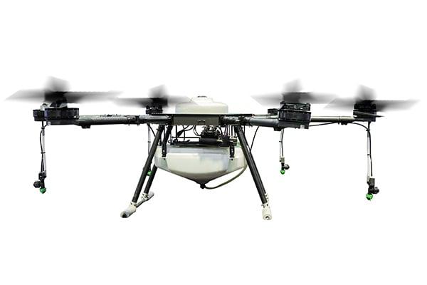 dronewhitebackground